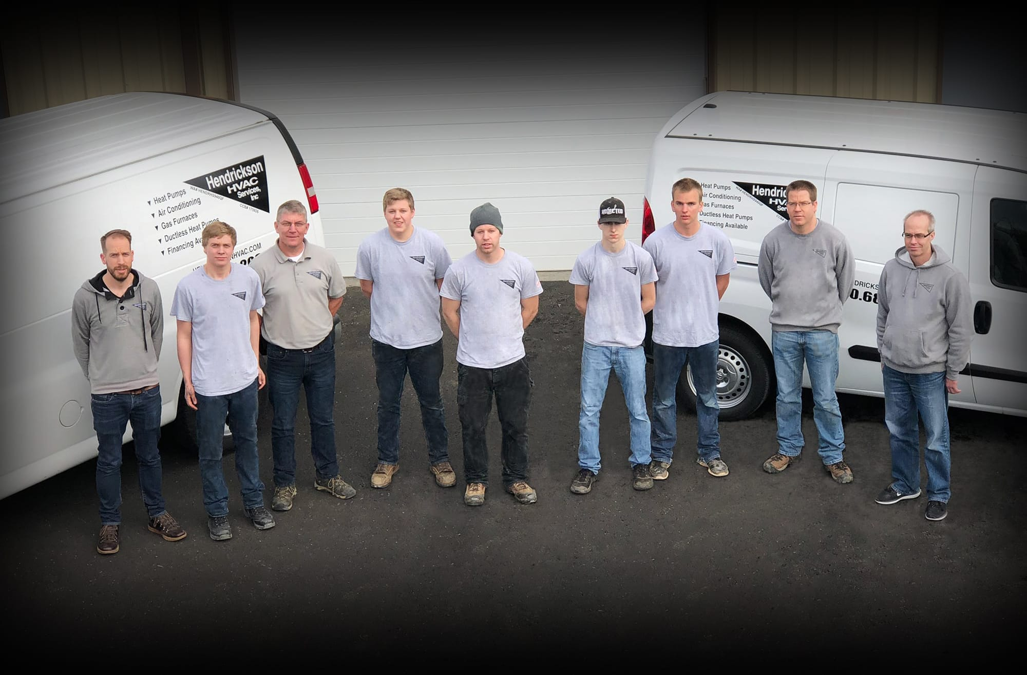 Hendrickson HVAC serving Vancouver washington