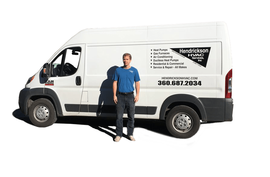 HVAC services in Clark and Cowlitz counties
