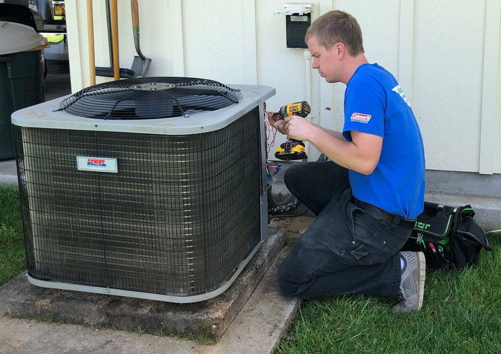 heat pump service vancouver wa